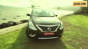 2014 nissan sunny first drive in india youtube