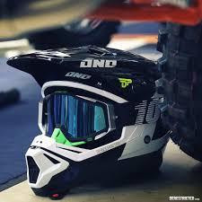 motocross helmets with goggles one industries u2013 gamma helmet derestricted
