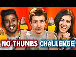 Challenge React No Thumbs Challenge Ft React Cast Challenge Chalice