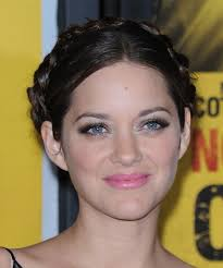 hairstyles for brown hair and blue eyes marion cotillard hairstyles in 2018