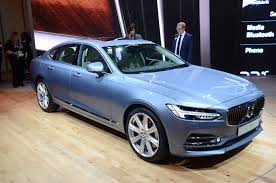 new truck volvo 2017 why the 2017 s90 sedan v90 wagon are important to volvo
