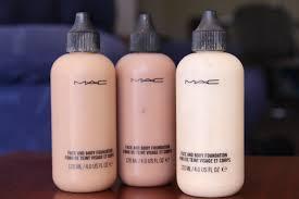 mac foundation makeup artist kit mugeek vidalondon
