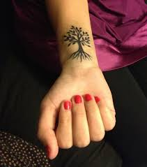 tree of wrist tattoos creativefan