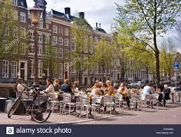 outdoor sitting area outdoor seating area for the herengracht bar and grill restaurant