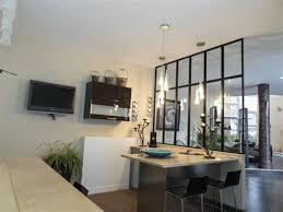 cuisine et salon charming separation entre cuisine et salon 4 cuisine leicht
