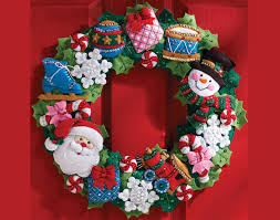 christmas craft kits for adults uk best 25 christmas crafts sewing
