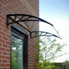 Building An Awning Over A Door Door Shelter Ebay