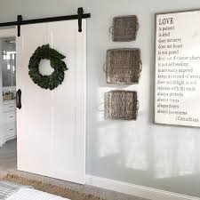 can you use an existing door for a barn door the benefits of a barn door in your home our