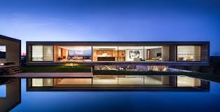 steven harris architects llp flying point house