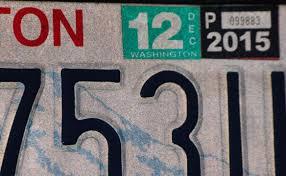 washington drivers hit with car tab sticker shock king5 com