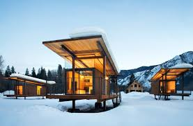 modern cabins photo 79 of 101 in 101 best modern cabins from nautical abodes dwell