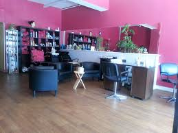 new look waiting area and nail station hair u0026 beauty salon in
