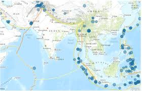 Map Of World Nuclear Power Plants by India U0027s Nuclear Power Plants And Earthquake Hazard Zones