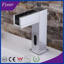 popular touchless bathroom faucet buy cheap touchless bathroom