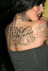 tattoos d design