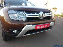 renault dacia 2016 new 2016 renault duster facelift awd and amt review dusted and