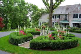 front yard landscape ideas rock decoration inspiring garden