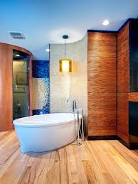 Modern Small Bathroom Ideas Pictures by Modern Bathtub Designs Pictures Ideas U0026 Tips From Hgtv Hgtv