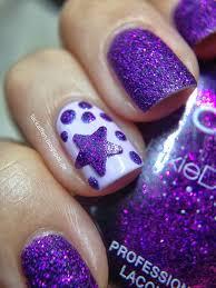 rainbow nails with black stars beautiful stars nail art 9 black