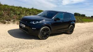 navy range rover sport 2017 land rover discovery sport review