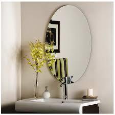 unique decorative bathroom mirrors interior design ideas inside