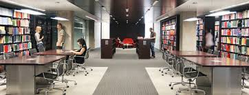Library Interior Design University Of Chicago Law Library Tower Cannon Design