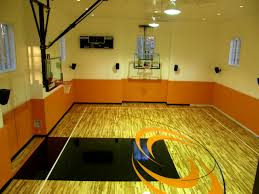 interior exciting backyard basketball courts and home sport