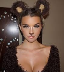 Werewolf Halloween Costumes Girls 25 Diy Halloween Makeup Ideas Costumes