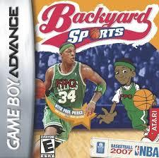 Backyard Basketball Pc by Backyard Basketball 2007 Gba Gameboy Advance Gba Rom Download