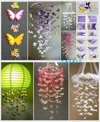 Butterfly Chandelier Crochet 3d Butterfly Free Pattern Video