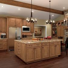 Kitchens With Maple Cabinets This Is The Cabinet Shop Shenandoah Mckinley 14 5 In X 14 5625 In