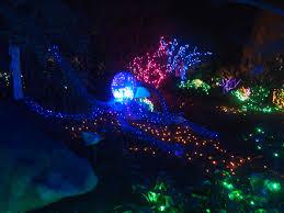 Gardenfest Of Lights Lewis Ginter Botanical Garden U2013 Nomad Interrupted