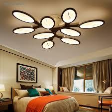 Creative Bedroom Lighting Postmodern Simple Living Room Ceiling Light Individuality Creative