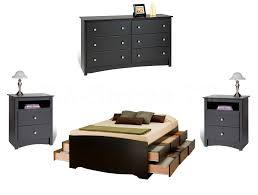Stanley Youth Bedroom Set Prepac Furniture Bedroom Sets Platform Bed Bed Bedroom Set