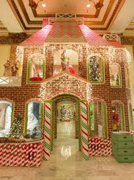this year u0027s gingerbread house at the fairmont sanfrancisco