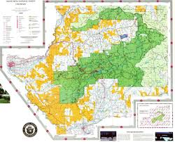 Map Of Grand Junction Colorado by Grand Mesa National Forest Maplets