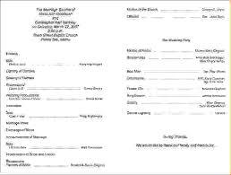 wedding church program template 11 free printable church program templatesagenda template sle