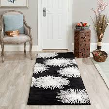 Black And White Living Room Rug Amazon Com Safavieh Soho Collection Soh712d Handmade Fireworks