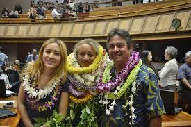 hawaii house blog lynn decoite sworn in as representative for