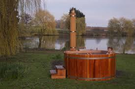 Wood Heated Bathtub Wood Fired Tubs Forestflame