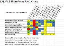 Download Raci Matrix Template Xls For Project Management Microsoft Rasci Matrix Template