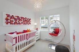 hanging bubble chair technique vancouver contemporary nursery