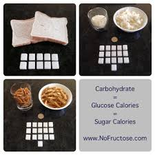 carbohydrate no fructose