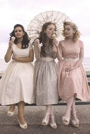 vintage style bridesmaid dresses 20 inspirational styles for your beautiful bridesmaids vintage