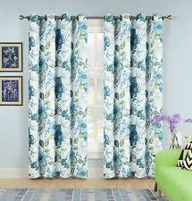 Teal Drapes Curtains Paisley Curtains Drapes U0026 Valances Ebay