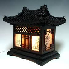 Oriental Table Lamps Uk Asian Oriental Floor Lamps Bamboo Table Lamps On Handicraft