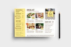 catering flyer template eliolera com