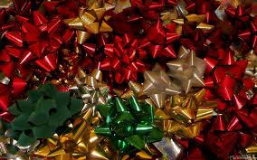 christmas ribbons and bows mlewallpapers christmas bows