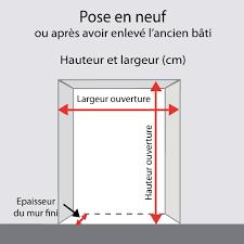 dimension porte chambre prendre les mesures d une porte intérieure porte