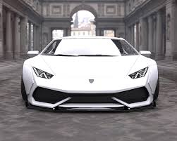 Lamborghini Huracan Wide Body - liberty walk complete body kit version ii lamborghini huracan 15 17